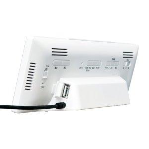 画像2: SEIKO[セイコー] セイコークロック DL305W 電波置き時計 正規品