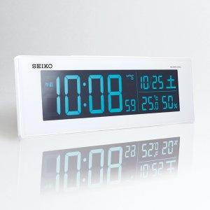 画像4: SEIKO[セイコー] セイコークロック DL305W 電波置き時計 正規品