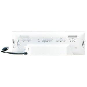 画像3: SEIKO[セイコー] セイコークロック DL305W 電波置き時計 正規品