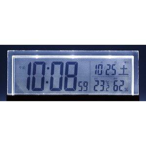 画像2: SEIKO[セイコー] セイコークロック SQ782B 電波目覚まし時計  正規品
