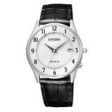 CITIZEN[シチズン] 腕時計  シチズン コレクション ES0000-10A エコ・ドライブ電波時計   正規品