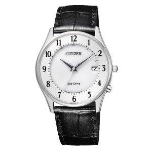 画像1: CITIZEN[シチズン] 腕時計  シチズン コレクション ES0000-10A エコ・ドライブ電波時計   正規品