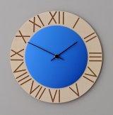 pirondini『ピロンディーニ』wall clock collection 015 Ettore_blue 正規品