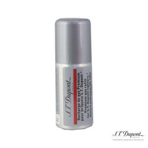 画像2: S.T.Dupont【デュポン】 ライター専用 純正ガスボンベ 赤色×2