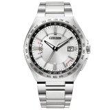 CITIZEN[シチズン] ATTESA[アテッサ]  CB0210-54A  ACT Line  エコ・ドライブ電波時計(ワールドタイム機能)ダイレクトフライト    メンズモデル 正規品