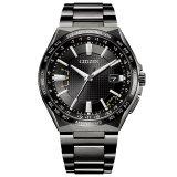CITIZEN[シチズン]ATTESA[アテッサ] CB0215-51E  エコ・ドライブ電波時計(ワールド・タイム機能) メンズ 正規品