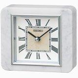 SEIKO[セイコー] セイコークロック  BZ362W 贈る方の想いが伝わるシックな置時計 正規品