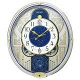SEIKO[セイコー] セイコークロック RE582G 電波からくり時計 正規品