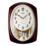 SEIKO[セイコー] セイコークロック AM265B 電波からくり時計 正規品