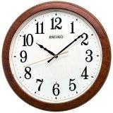 SEIKO[セイコー] セイコークロック KX260B 掛時計 夜でも見える 電波クロック 正規品